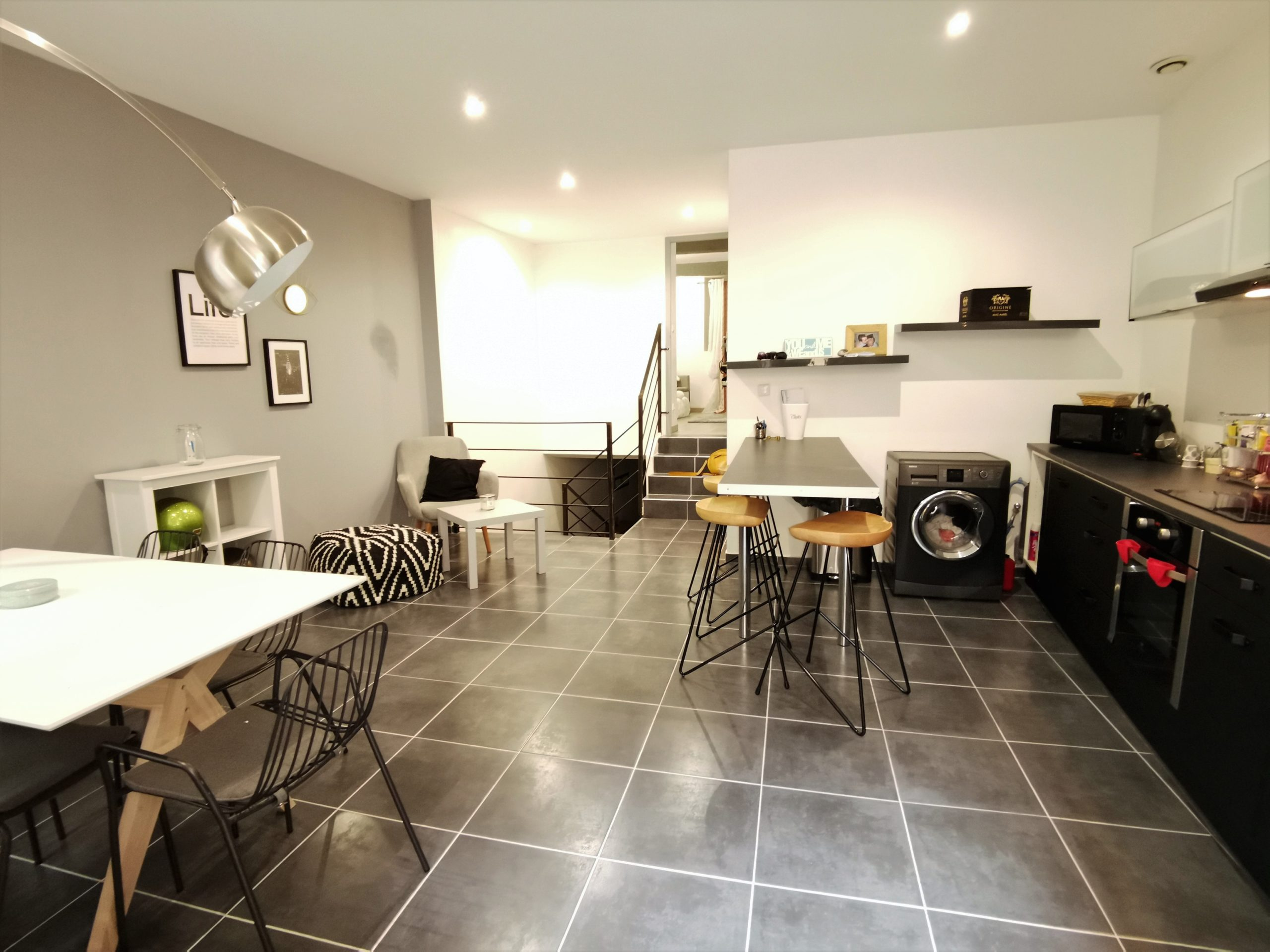 Appartement T3, CASSIS