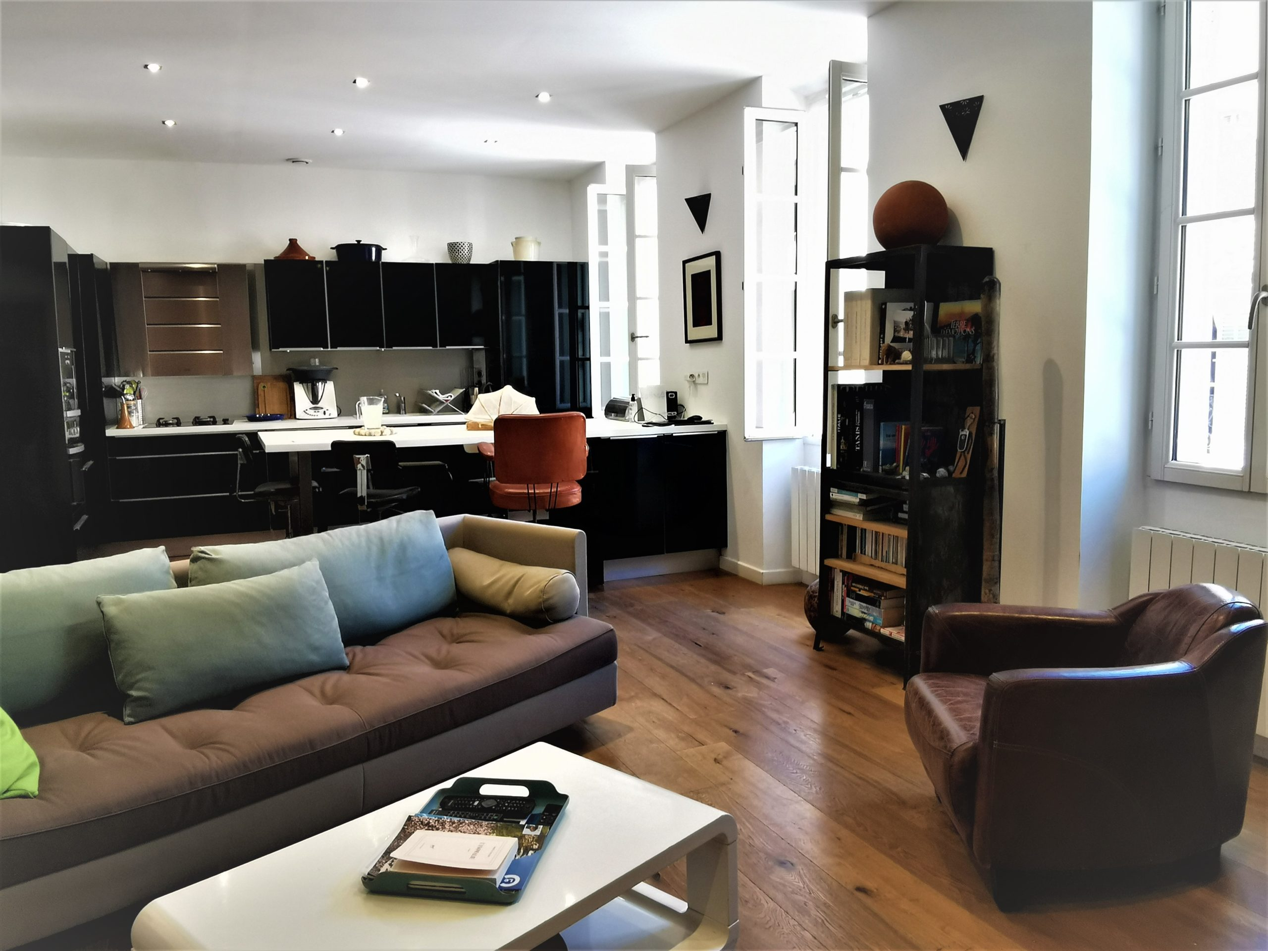 Appartement T4, CASSIS