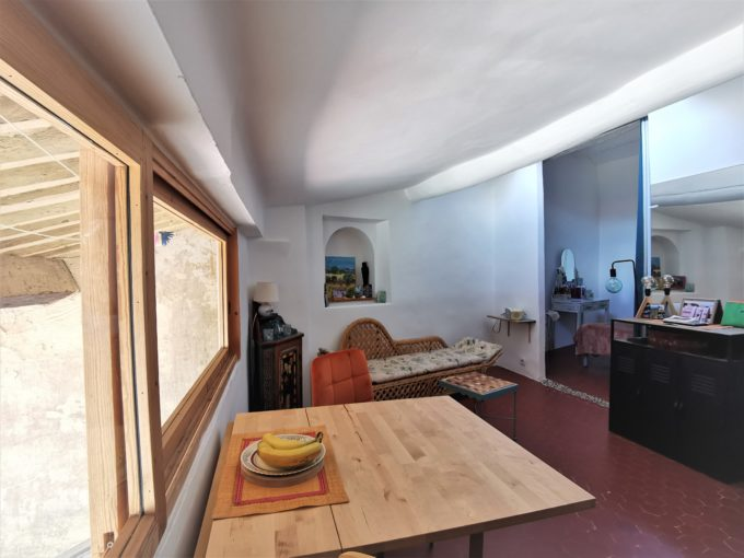Appartement T1/2, CASSIS